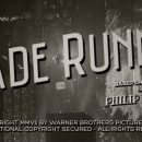 What if Blade Runner was a 1940's Film Noir? Watch the trailer here