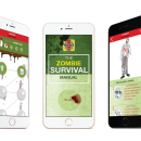 The Haynes Zombie Survival App may just save your life!