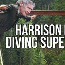 Cool Supercut: Harrison Ford Diving