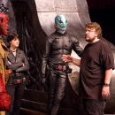Guillermo del Toro is talking about Hellboy 3