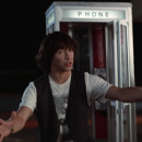 Cool Supercut: Bill and Ted's Excellent Adventure – All the Phone Booth scenes