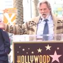 The Dude returned for John Goodman's Walk of Fame ceremony