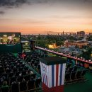 World's first 3D rooftop cinema launches in London