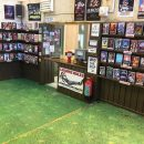 Cool Art: Video Store miniature by Andrew Glazebrook