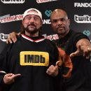 "The Walking Dead cast, Ricky Whittle, Darryl ""DMC"" McDaniels and more at IMDb Live from New York Comic Con"