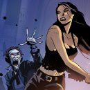Stephan Franck's Silver is getting a film adaptation – A team plan a heist to rob Dracula of his treasure!