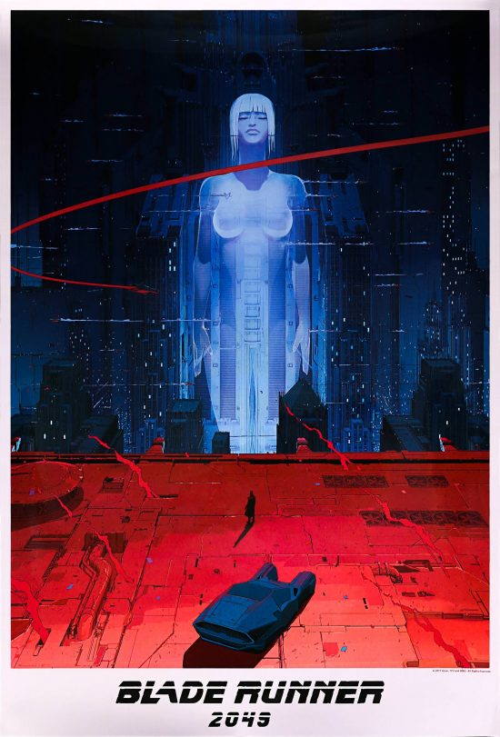 Cool Art: Blade Runner 2049 by Maciej Kuciara and Ash ...