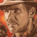 Cool Art: Indiana Jones Trilogy by Grzegorz Domaradzki