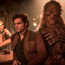 Check out the new footage in the Solo: A Star Wars Story featurette