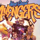 The West Coast Avengers reassemble for a new comic book series