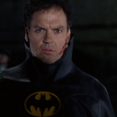 Michael Keaton reminded everybody that he is Batman during his commencement address at Kent State