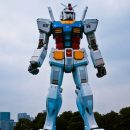 Legendary is working on a live-action Gundam movie