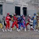 Ten legendary former Rangers return for the Power Rangers 25th Anniversary Special
