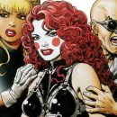Paging Mr. Quimper! It looks like Grant Morrison's The Invisibles is heading to the small screen