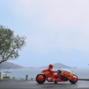 The fan-made Akira motorbike is all kinds of awesome