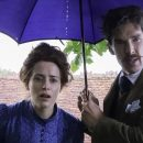 Take a look at Benedict Cumberbatch and Claire Foy in Louis Wain