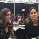 NYCC 2019: Carrie-Anne Moss and Odette Annable talk about Tell Me A Story