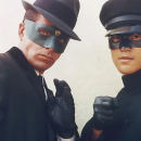 The Green Hornet and Kato movie is in the works over at Universal