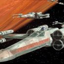 Cool Mashup: X-Wings enter the Danger Zone