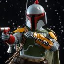 The Hot Toys Boba Fett Vintage Color Version is the perfect look for any Bounty Hunter