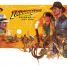 Cool Art: Indiana Jones and the Raiders of the Lost Ark by Hugh Fleming