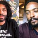 Actors on Actors: Anthony Mackie and Daveed Diggs talk race, politics, sci-fi and Marvel