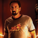 Willy's Wonderland – The new Nicolas Cage horror-comedy gets a poster