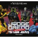 The Dark Judges are joining the Judge Dredd: Helter Skelter board game