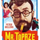 Mr. Topaze – Watch the trailer for the newly restored Peter Sellers directed comedy