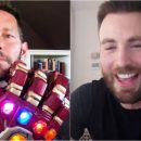 Actors on Actors: Chris Evans and Paul Rudd talk about superheroes, films, TV and more