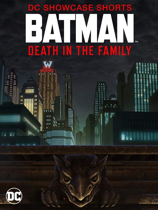 Batman: Death in the Family – Watch the trailer for the