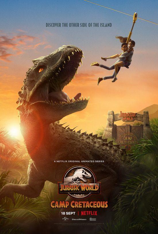 Jurassic World: Camp C...