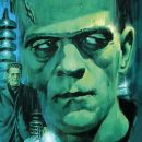Cool Art: The Phantom of the Opera and Frankenstein