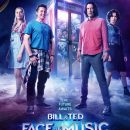 Bill & Ted Face The Music and meet the daughter of Rufus in the new clip