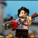 Watch the Lego Army of Darkness