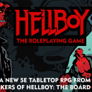 Hellboy: The Roleplaying Game is heading our way