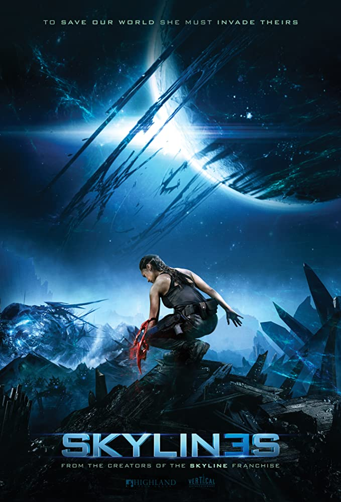 Skylin3s, Skylines, Skyline 3….the sequel to Skyline and Beyond Skyline gets a new poster | Live for Films