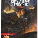 The new D&D book is Tasha's Cauldron of Everything