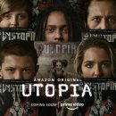Utopia – The Gillian Flynn written TV show based on the British series of the same name gets a poster