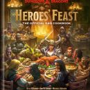 The Dungeons and Dragons Heroes' Feast cookbook is heading our way