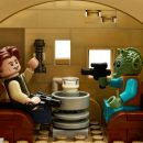 The LEGO Star Wars Mos Eisley Cantina is a wretched hive of scum and villainy!