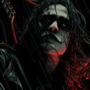 Cool Art: The Crow by Matt Ryan Tobin