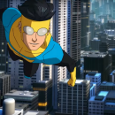 Invincible – Watch the teaser for new animated show based on the Robert Kirkman comic book