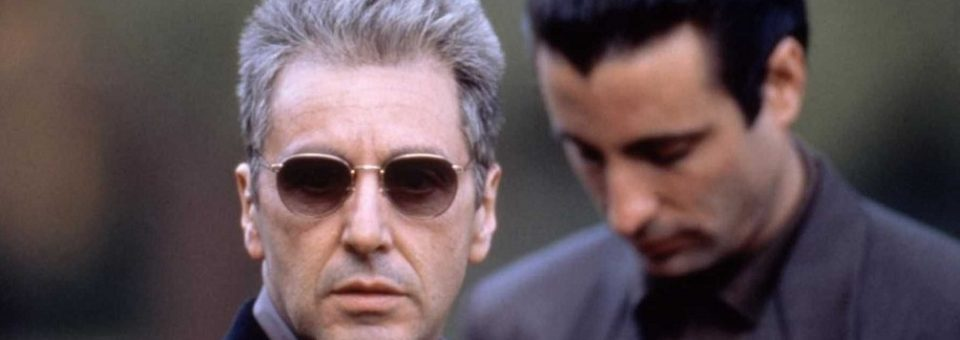 Win The Godfather Coda: The Death of Michael Corleone on Blu-ray