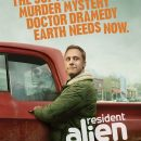 Watch Alan Tudyk in the new trailer for Syfy's Resident Alien