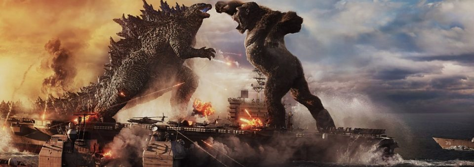 Godzilla vs. Kong gets a trailer