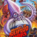 It is Kaiju All-Out War in the trailer for Minoru Kawasaki's Monster Seafood Wars