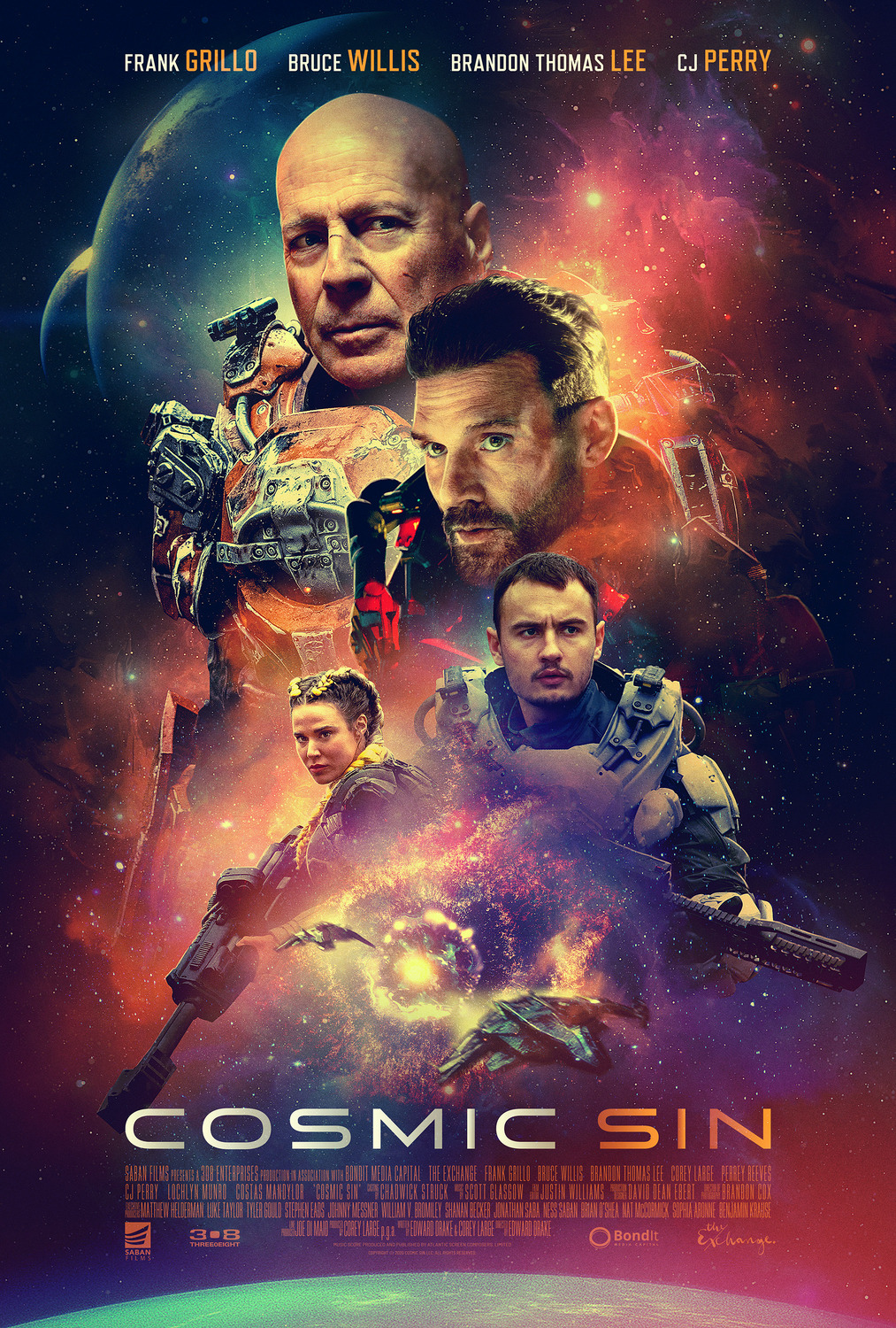 Cosmic Sin - Watch Bruce Willis and Frank Grillo in the ...