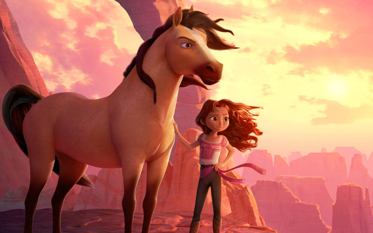 Spirit Untamed – Watch the trailer for the new film from DreamWorks  Animation   Live for Films
