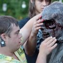 Sam & Mattie Make a Zombie Movie – Two Teens with Down Syndrome made their dream zombie movie